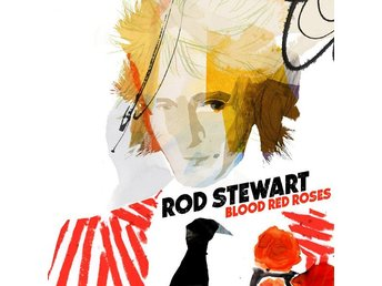 Stewart Rod: Blood red roses (2 Vinyl LP)