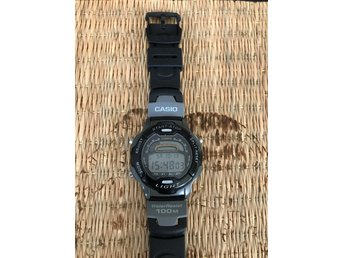 Casio Illuminator W-739H