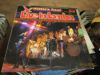 JAMES LAST - LIVE IN LONDON - LP