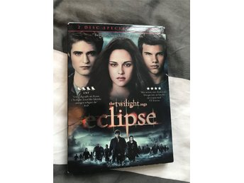 The twilight saga Ecplise DVD special edition