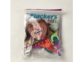Plackers kids, Tandtråd, 28 st, Flour