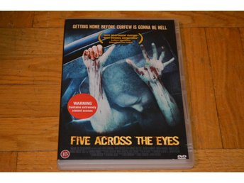 Five Across The Eyes - Rysare DVD