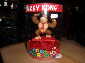 Super Mario Paperweight Characters 15 cm Donkey Kong