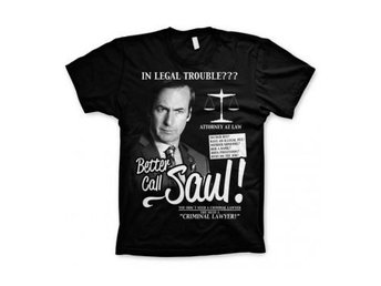 Breaking Bad T-shirt Better Call Saul XXL
