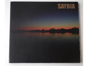 Saybia CD EP pappersomslag - Enskede - Saybia CD EP pappersomslag - Enskede