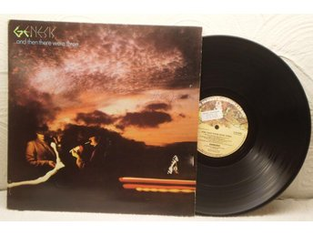 GENESIS - AND THEN THERE WERE THREE… - UK 1978
