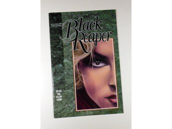 The Black Reaper - Robert E. Howard