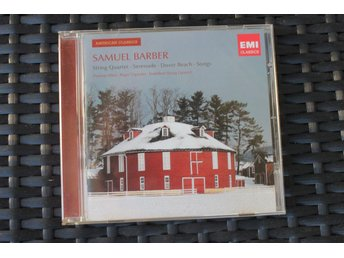 BARBER, SAMUEL String Quintet / Serenade / Dover beach / Songs