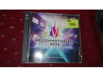 Melodifestivalen 2013 2:cd nyskick mbl. David Lindgren, State of drama mm