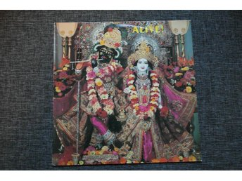 VINYL - RASA and the family Krishna - ALIVE - VG