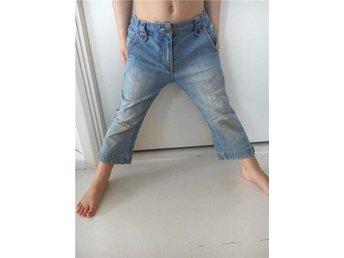 116, jeans, jeansshorts, trekvartsbyxor, byxor, lindex - Uppsala - 116, jeans, jeansshorts, trekvartsbyxor, byxor, lindex - Uppsala