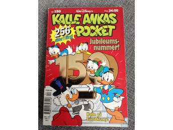 Kalle Ankas pocket nr 150