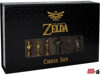 The Legend of Zelda Collectors Edition Chess Set