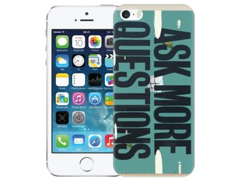 iPhone 5/5S/SE Skal Ask More Questions