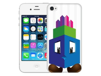 iPhone 4/4s Skal Toy