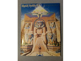 Iron Maiden - Powerslave Nothäfte