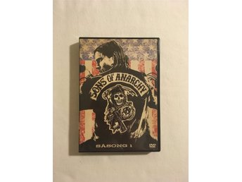 Sons of Anarchy Säsong 1 - DVD