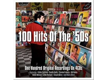100 Hits of the '50s (Digi) (4 CD)