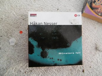 Håkan Nesser - Münsters fall