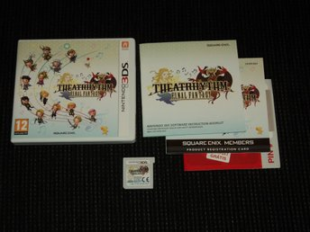 3DS Final Fantasy Theatrythm