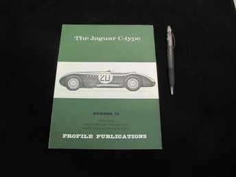 The Jaguar C-Type (#36 Profile Publications)