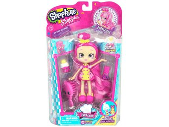 Shopkins Shoppies Chef Club Bubbleisha