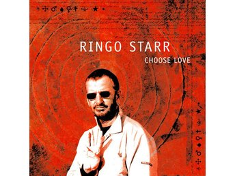 CD Ringo Starr  Choose love