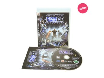 Star Wars: The Force Unleashed (EUR / PS3)
