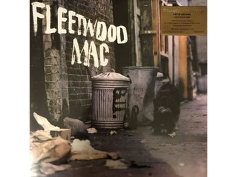 FLEETWOOD MAC - PETER GREENS FLEETWOOD MAC 180G BLÅ LP LIMITED