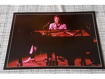 JERRY LEE LEWIS STOCKHOLM 1977 PHOTO