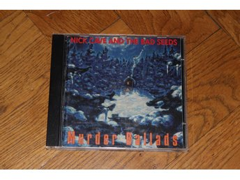 Nick Cave and the Bad Seeds / Murder Ballads / CD: