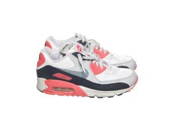 promo code 4c34c 3e024 Nike air max, Sneakers, Strl  39, Vit Grå Svart Rosa