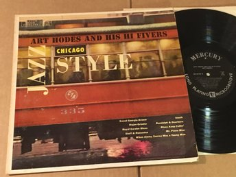 ART HODES & HIS HI-FIVERS LP -5? US MERCURY MG 20185