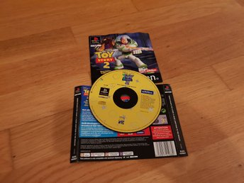 DISNEY TOY STORY 2 PS1 BEG