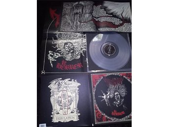 Tribulation - The horror Lp clear Ltd200x 2016 (ghost watain entombed)