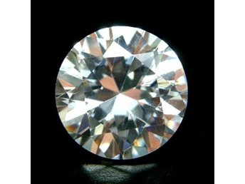 Round Briliant 1.60 ct  AA White