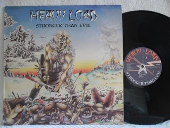 HEAVY LOAD - STRONGER THAN EVIL - TLP 834