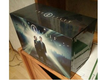 The X Files/Arkiv X - The Collector's Set