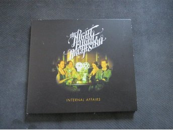 The Night Flight Orchestra - Internal Affairs 2012 (Digi-Pack, HR, Sverige)