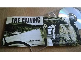 The Calling - Adrienne, CD, Single, Promo