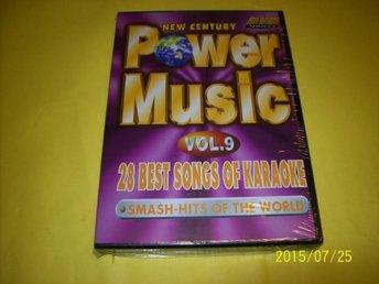 KARAOKE - POWER MUSIC VOL.9 (NY INPLASTAD) - åstorp - KARAOKE - POWER MUSIC VOL.9 (NY INPLASTAD) - åstorp