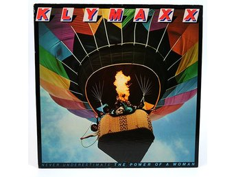 Klymaxx - Never Underestimate The Power Of A Woman S-21 LP 1981