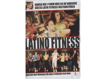Fitness Dance: Latino Fitness - 2011 - DVD - Bålsta - Fitness Dance: Latino Fitness - 2011 - DVD - Bålsta