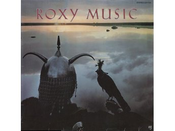 LP Roxy Music Avalon