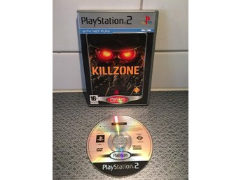 Killzone Ps2, Playstation 2