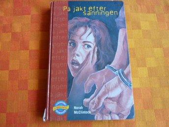 PÅ JAKT EFTER SANNINGEN, N. McCLINTOCK, 1998, BÖCKER - Anderstorp - PÅ JAKT EFTER SANNINGEN, N. McCLINTOCK, 1998, BÖCKER - Anderstorp