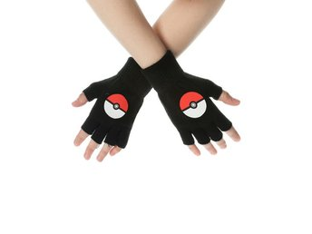 Pokemon - Pokeball Gloves - Handskar