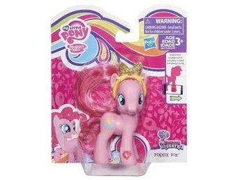 My Little Pony PINKIE PIE Pony med man, svans och diadem - Limhamn - My Little Pony PINKIE PIE Pony med man, svans och diadem - Limhamn