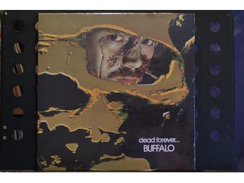 Buffalo – Dead Forever – LP (SEALED) - Norrahammar - Buffalo – Dead Forever – LP (SEALED) - Norrahammar