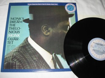 THELONIOUS MONK     MONK´S DREAM